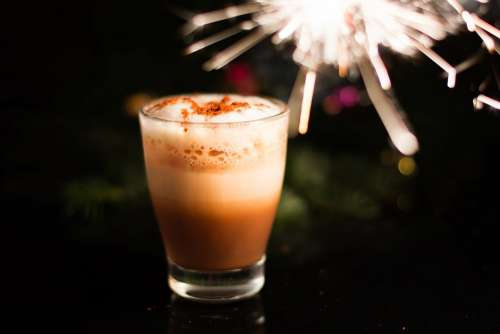 Hot Chocolate Cocoa Christmas Winter Drink