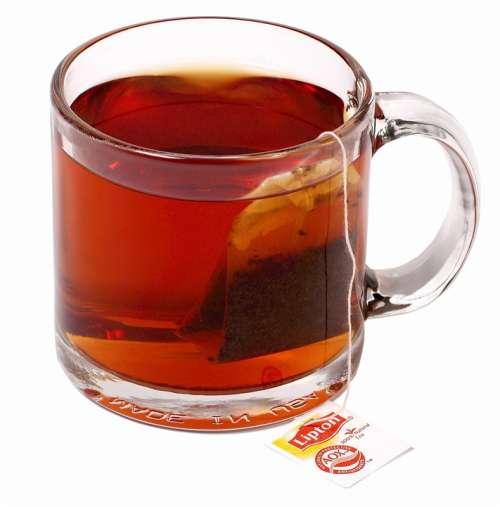 Hot Tea Cup Bag Beverage Drink Refreshing Pekoe