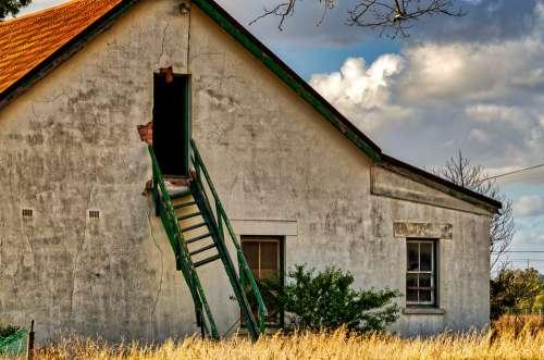 House Farmhouse Rustic Farm Architecture Building