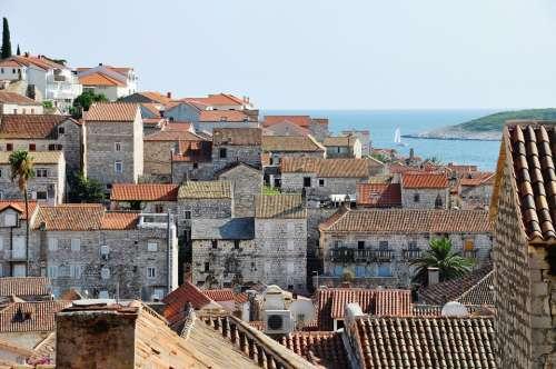 Hvar Croatia City Houses