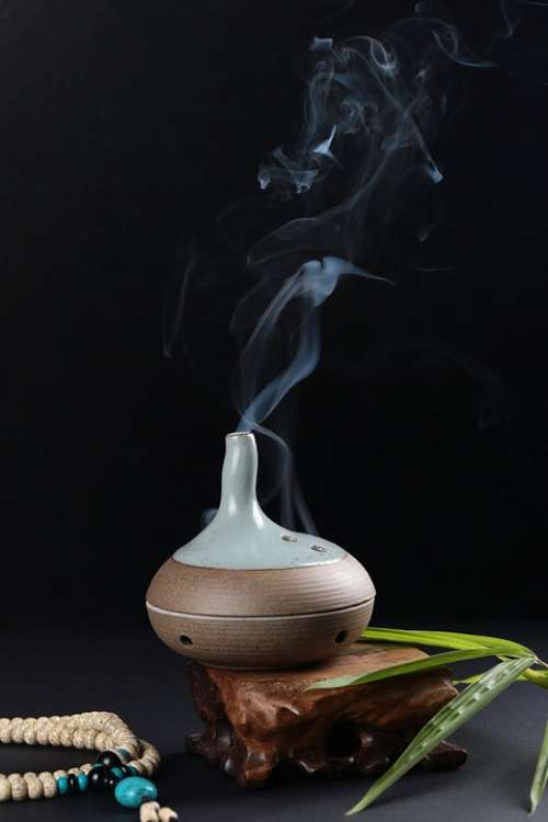 Incense Traditional Smoke China Zen Meditation