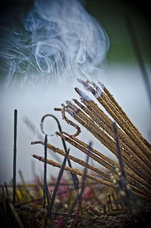 Incense Stick Perfume Smoke Incense Decoration