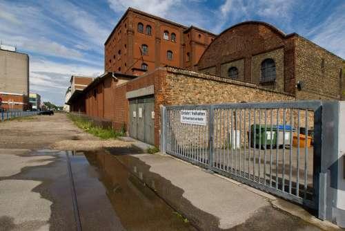 Industry Mannheim Architecture