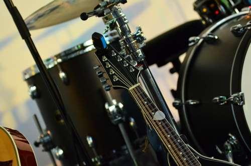 Instruments Music Drums Guitar Musical Instrument