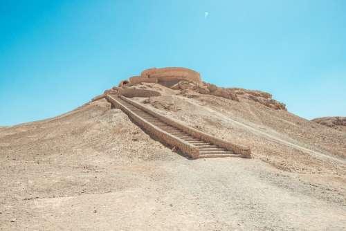 Iran Historical Persia Yazd Ancient Historic