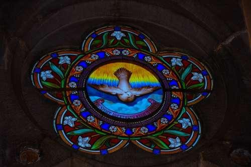 Ireland Church Rose Window Abbey Historian