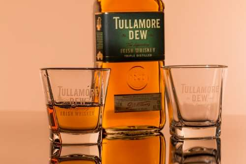 Irish Whiskey Alcohol Beverage Drink Whiskey Bar
