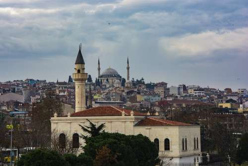 Istanbul Cami Islam Turkey Religion Hagia Sophia