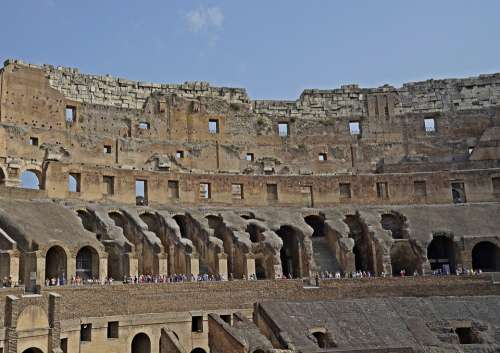 Italy Italia Colosseum Rome Travel Europe