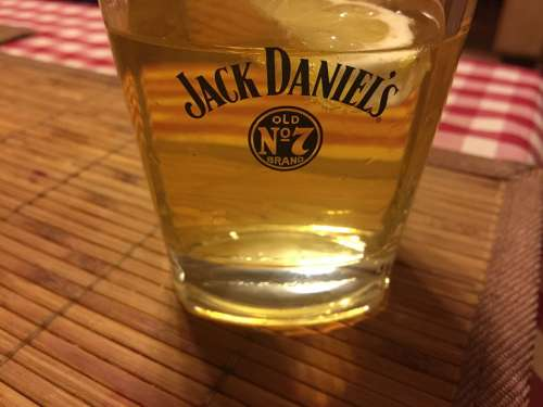 Jack Daniel'S Alcohol Drink Cup The Drink Whiskey