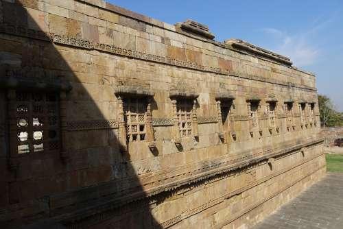 Jama Masjid Champaner-Pavagadh Archaeological Park