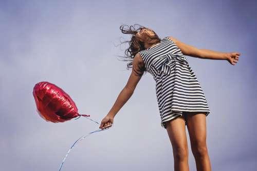 Joy Freedom Release Happy Happiness Girl Summer