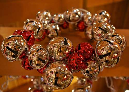 Jungle Bells Christmas Celebration Red Holiday
