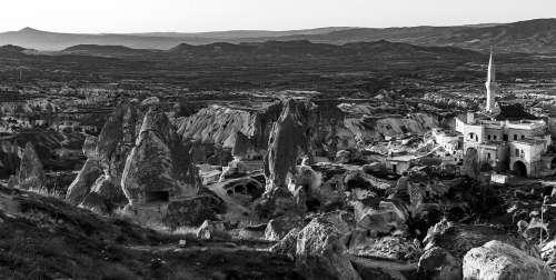 Kapadokya Cappadocia Hulki Okan Tabak 2017 April