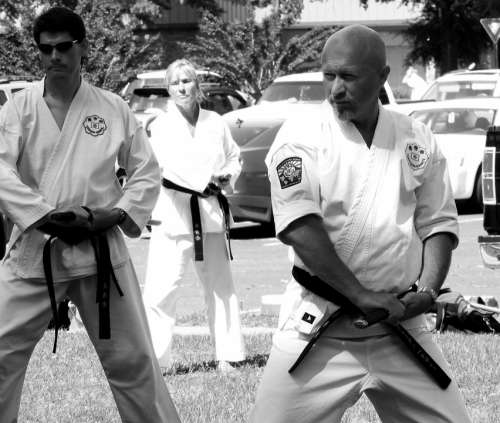 Karate Sword Martial Arts Training Traditional