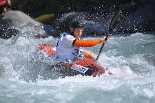 Kayak Canoe Ubaye Lauzet Water-Vives Nature
