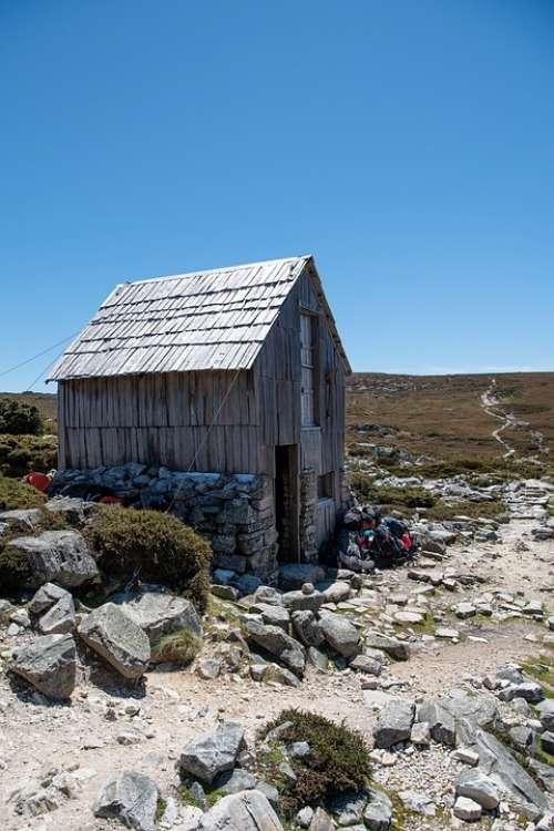 Kitchen Hut Cradle Mountain Tasmania Overland Track