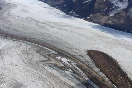 Kluane National Park Glacier Yukon Canada Landscape