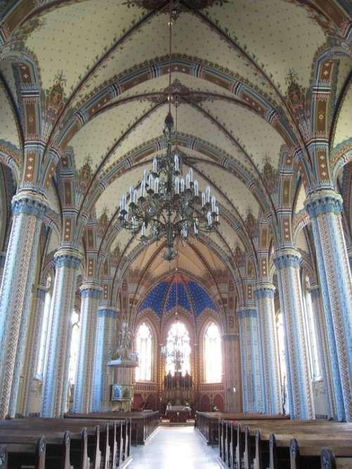 Koszeg Church Sacred Heart Church