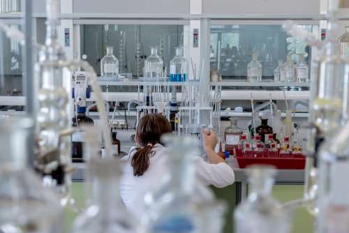 Laboratory Analysis Chemistry Chemist Research