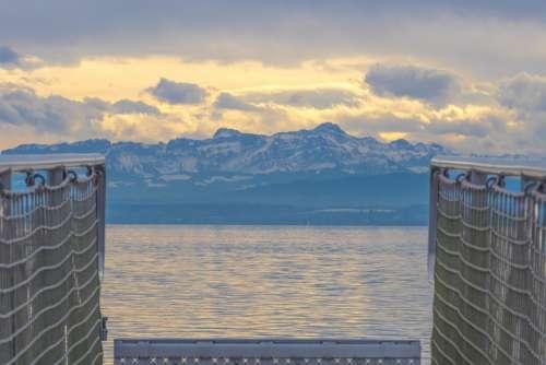 Lake Constance Web Hagnau Water Lake Port