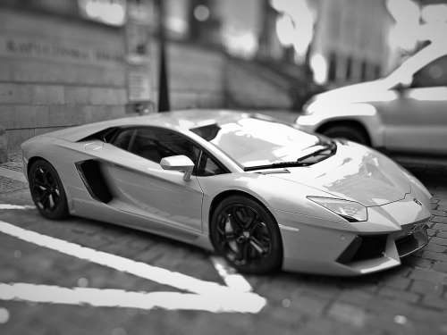 Lamborghini Brno Racing Car Automobiles Vehicles