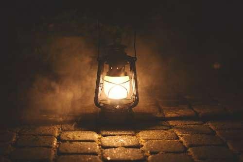 Lamp Oil Lamp Nostalgia Old Historically