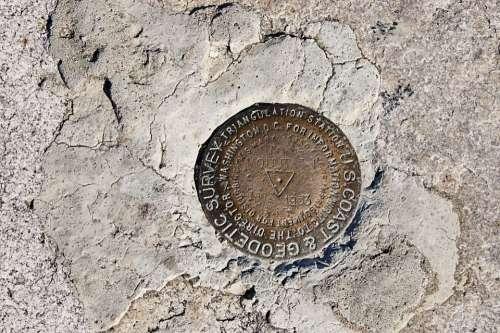 Landmark Seal Stone Ornament Coat Of Arms