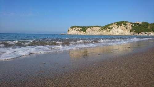 Landscape Sand Sea Beach Ocean Nature Water