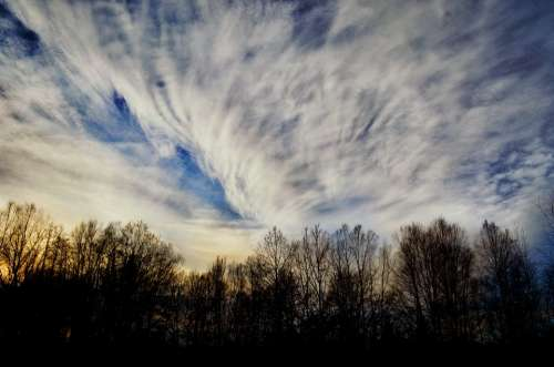 Landscape Clouds Sky
