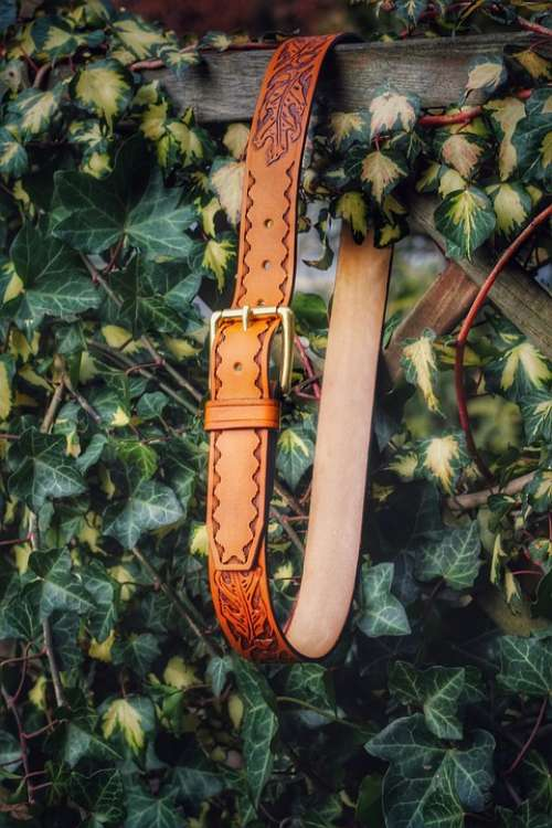 Leather Love Future Belts Hallmarking