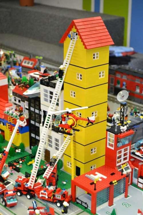Lego Toys Building Blocks Kids Play Creativity