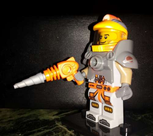 Lego Space Traveler Astronaut Toys Figure Plastic
