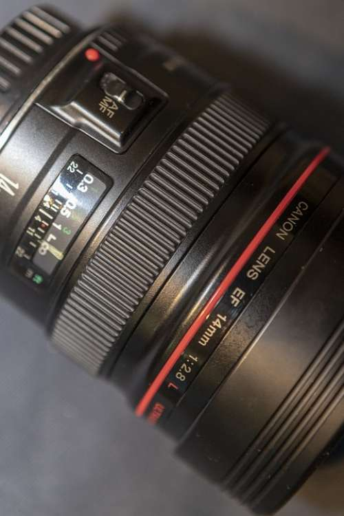 Lens Camera Zoom Digital Professional