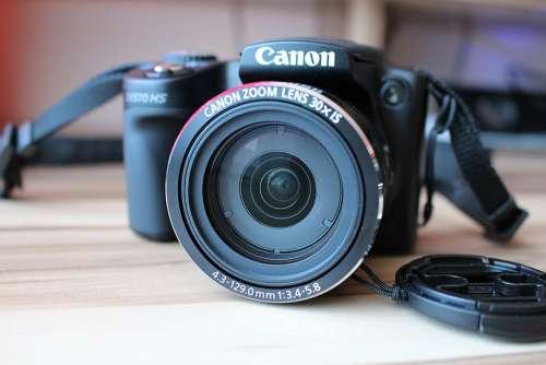 Lens Photo Camera Zoom Digital Camera