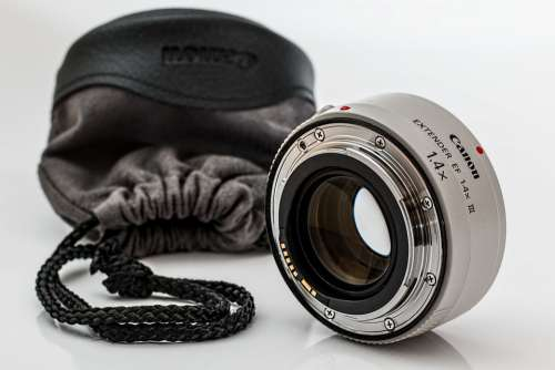 Lens Extender Teleconverter Photographic Equipment
