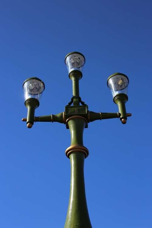 Light Lamp Lamps Trident Lantern Lights Sun
