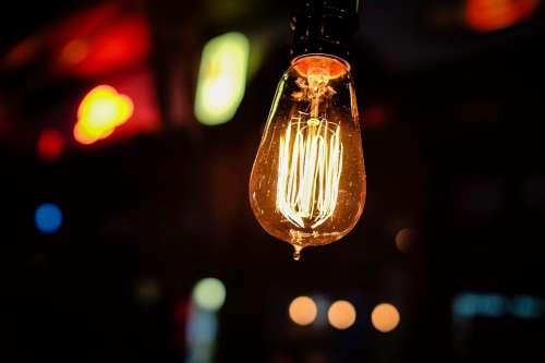Lightbulb Light Bulb Idea Innovation Inspiration