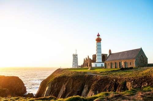 Lighthouse Church Landmark Tower Beacon Historic