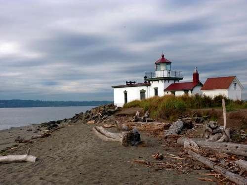 Lighthouse Beach Sand