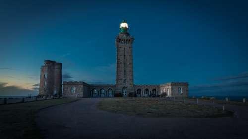 Lighthouse Frehel France Brittany