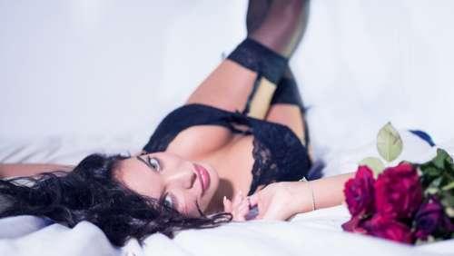 Lingerie Bra Underwear Sexy Female Woman Girl