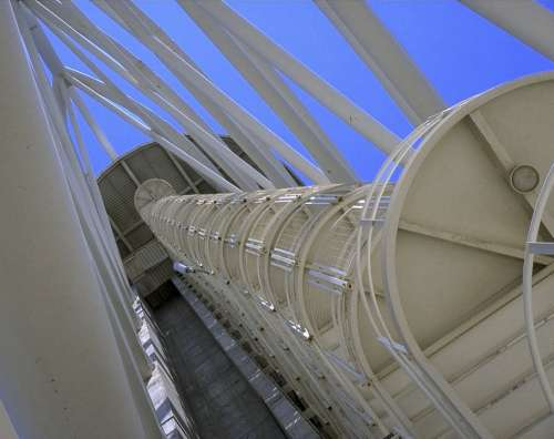 Lisbon Architecture Tower