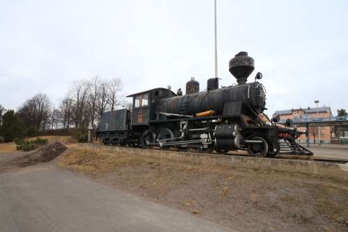 Locomotive Train Kentucky