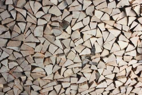 Logs Wood Fire Chopped Wood Firewood Lumber