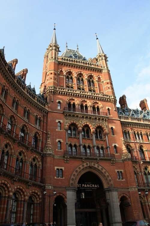 London Uk England Architecture City Britain