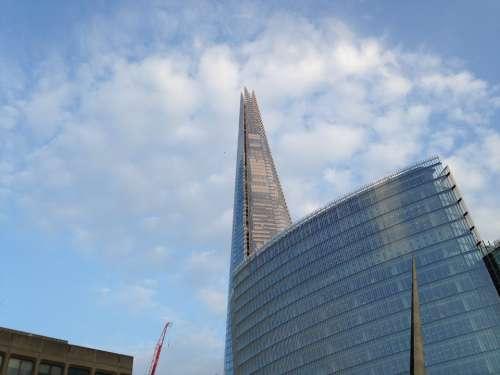 London Shard Architect