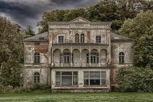 Lost Places Heiligendam Villa Ruin Building