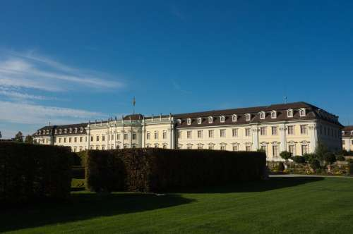 Ludwigsburg Germany Castle Park Architecture