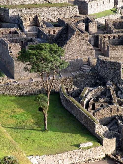 Machu Picchu Peru Andes World Heritage